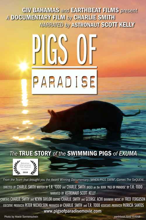 When Pigs Swim Exuma